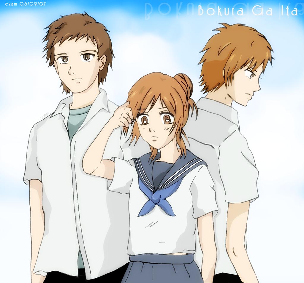 Anime Yuri Romance