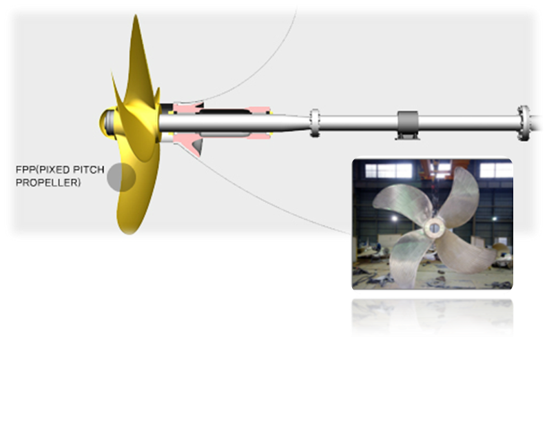 Controllable Pitch Propeller : Komec fixed pitch propeller controllable