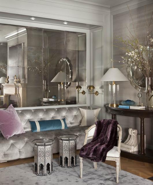 Modern Living Room San Francisco Best Interior Design 12: The Style Saloniste: Designer I Love: Brilliant San