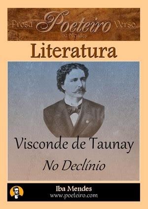 No Declínio, de Visconde de Taunay