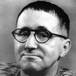 Bertolt Brecht - Σκηνοθέτης και ποιητής