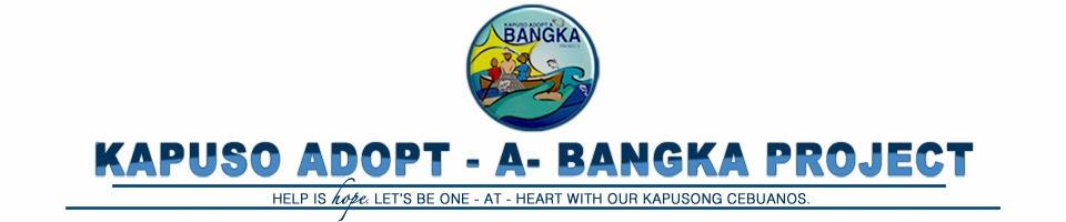 Kapuso Adopt-A-Bangka Project