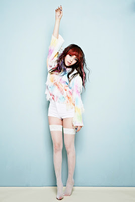 Minah Girl's Day - I Am A Woman Too