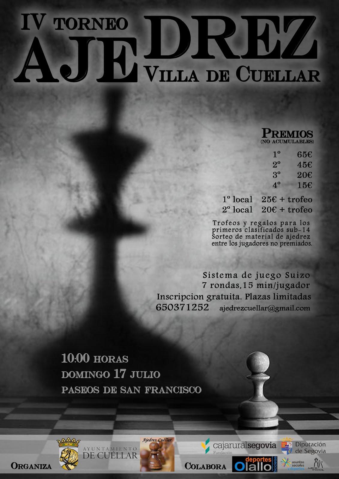 IV Torneo 'Villa de Cuéllar'