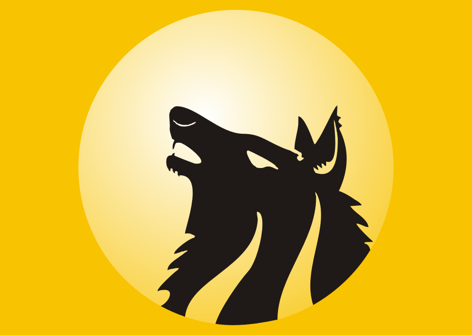 Download Logo Wolf (Serigala) Vector