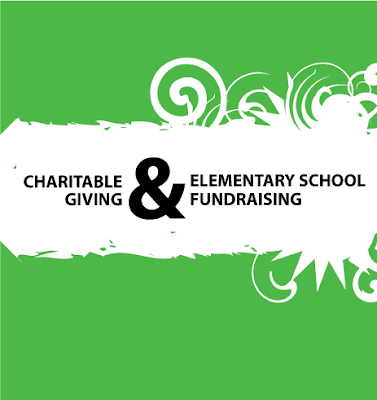 charitable giving and elementary school fundraising