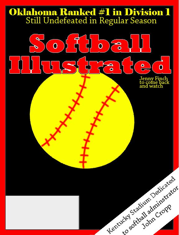 harleykarli softball illustrated. Black Bedroom Furniture Sets. Home Design Ideas