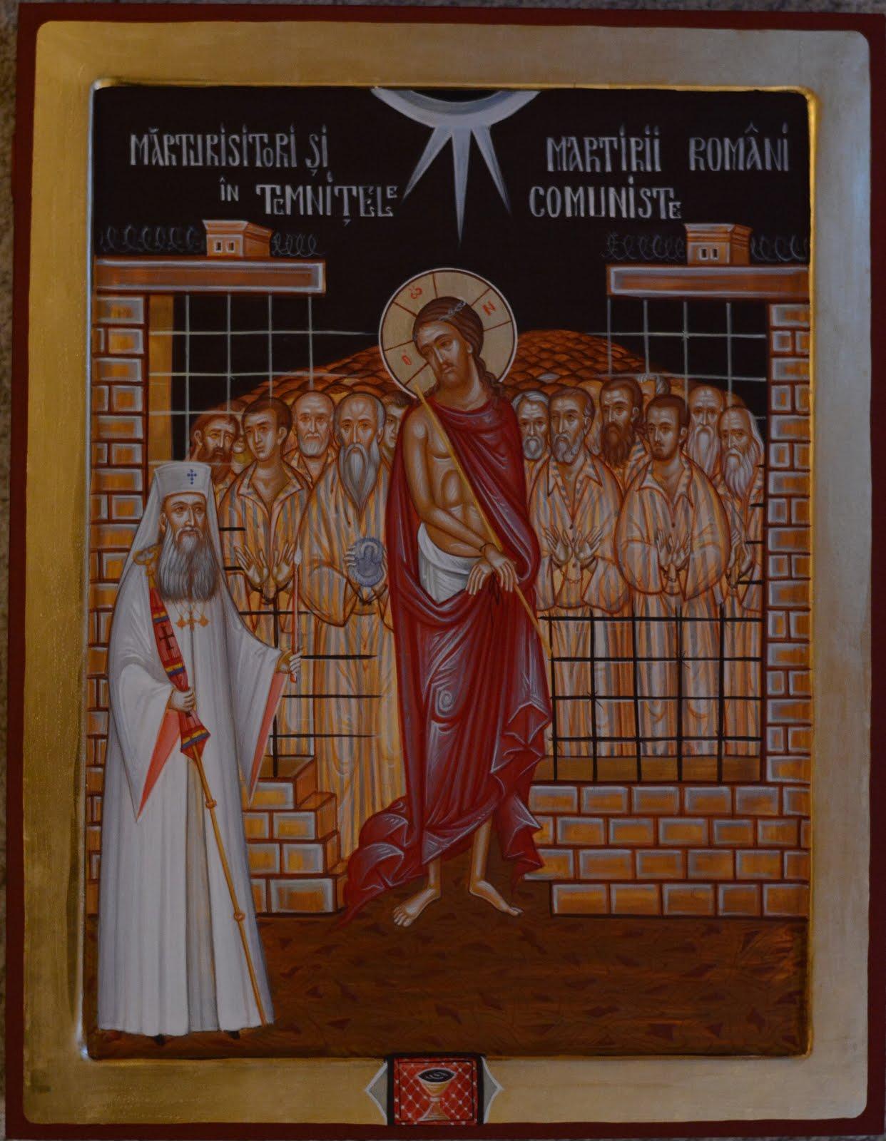 Marturisitori si martirii români din temnițele comuniste