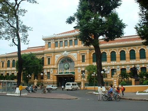 Ho Chi Minh Post (Buu Dien Thanh Pho Ho Chi Minh)