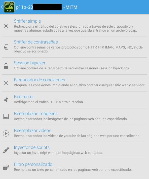 dsploit android 7.0