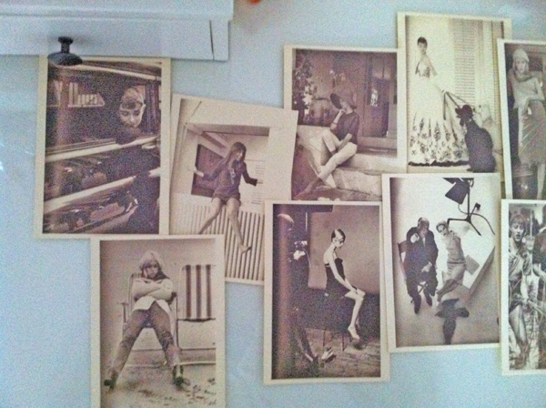 DIY cards with vintage photographs