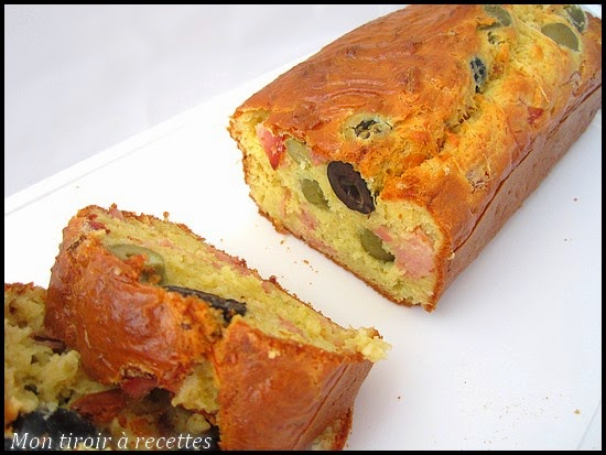 Cake Sal Ef Bf Bd Jambon Fromage Olive