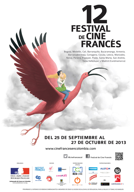 Festival-de-Cine-Francés -2013-imagen-oficial