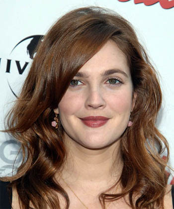 Drew Barrymore Hairstyle 29