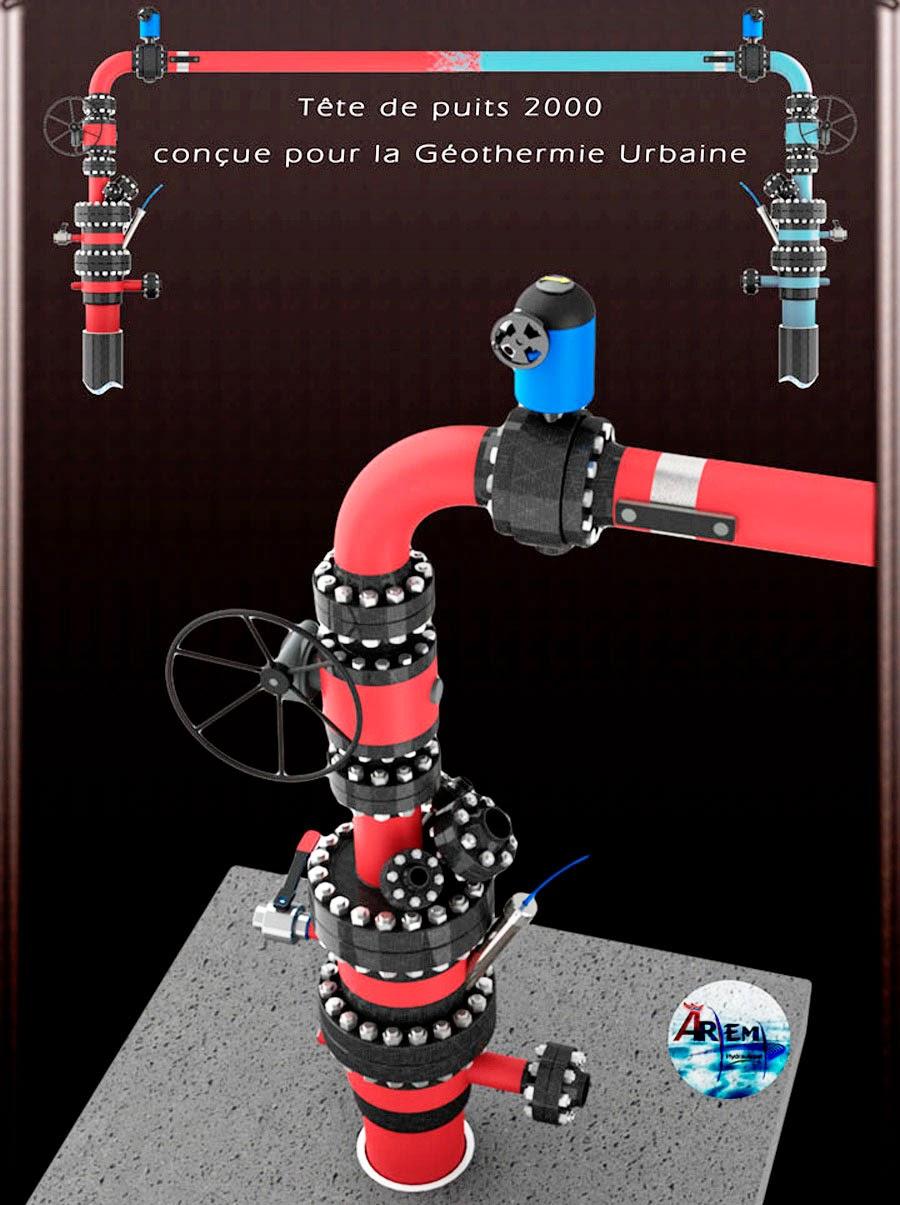 aremh expert t tes de puits g othermique oil gaz completion workover. Black Bedroom Furniture Sets. Home Design Ideas