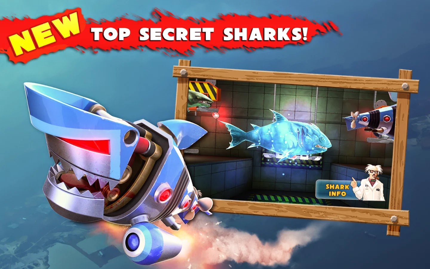 Android Hungry Shark Evolution Apk resimi 5