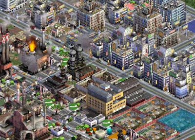 Free Download Games Sim City 3000 Full Version For PC