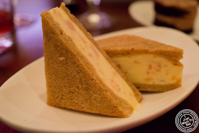 image of ice cream sandwich at Tom Colicchio Craftbar in NYC, New York