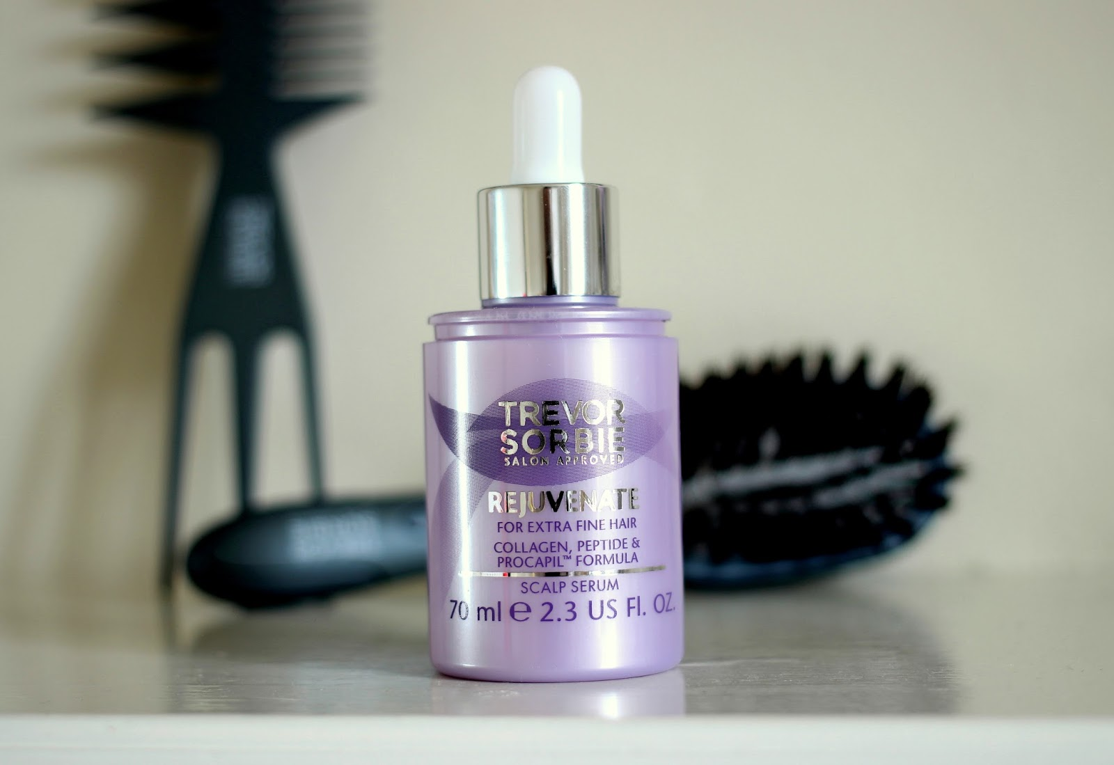 Trevor Sorbie Rejuvenate Scalp Serum Review