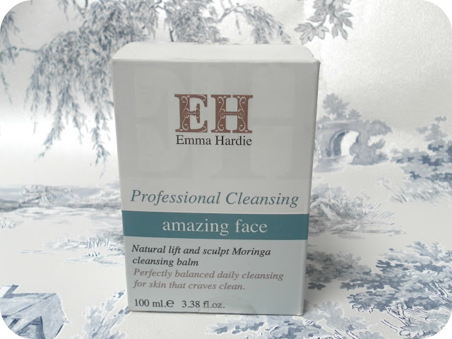 A picture of Emma Hardie Amazing Face Natural Lift and Sculpt Moringa Cleansing Balm