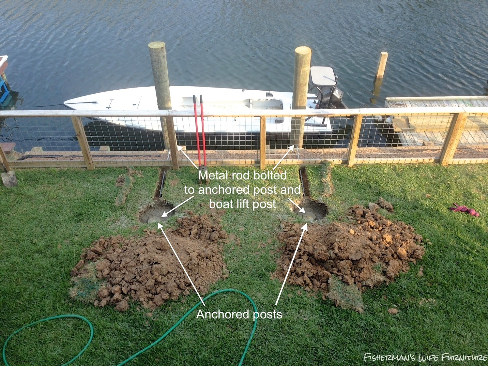 Repairing And Reinforcing Bulkhead Tigerdroppings Com
