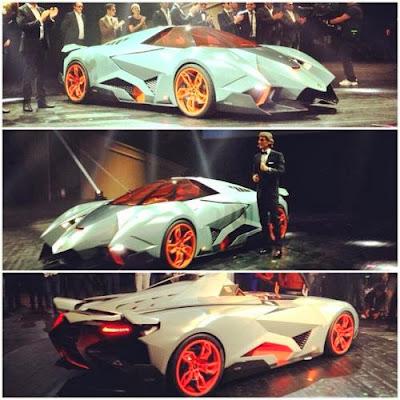 Lamborghini Perdigon Interior Lamborghini Perdigon 2013