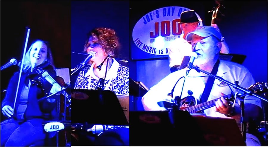 JDO - Kathy Parisi, Tracy Hill, Jim Kopenhafer & Joe Duggan