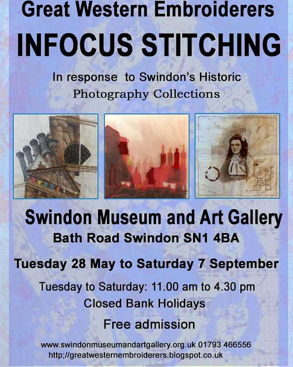 Swindon MAG exhibition 2019