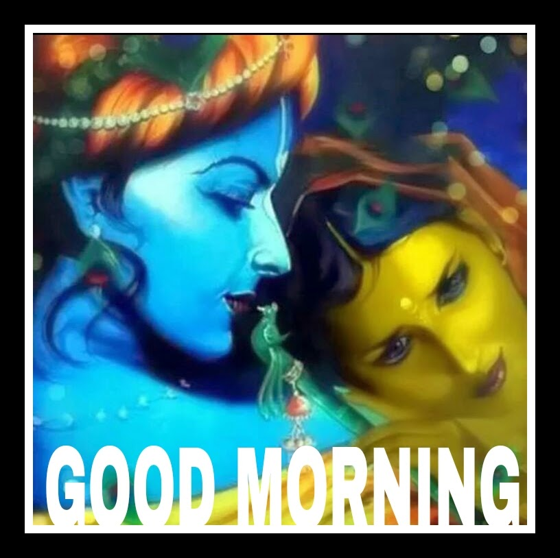 radhakrishna radhakrishna good morning images