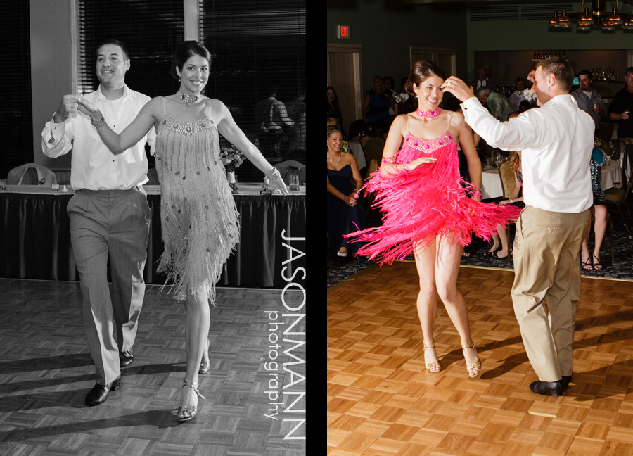 Jason Mann Photography - Door County Wedding, Salsa Dance