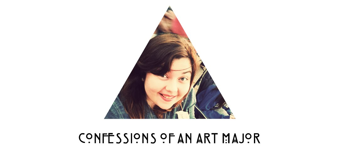 Confessions of an Art Major