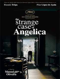 Ver The Strange Case of Angelica (2010) Online