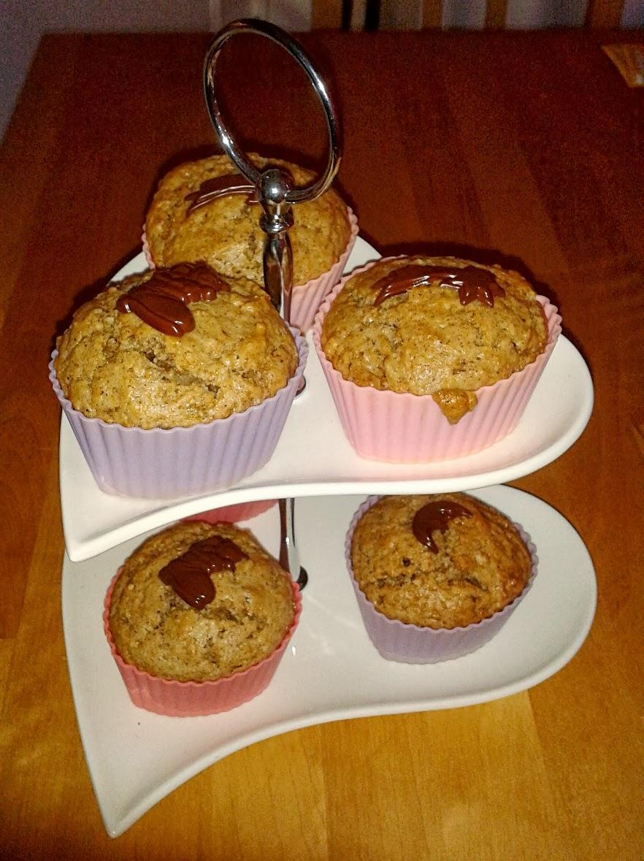 Die Cupcake Lady - Vegan, New & Creative Baking and Cooking: Rezept vom 3.10.2013: Vegane Nuss ...