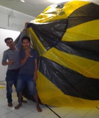 Pelarangan Balon Udara Versus Tradisi Perayaan Idul Fitri