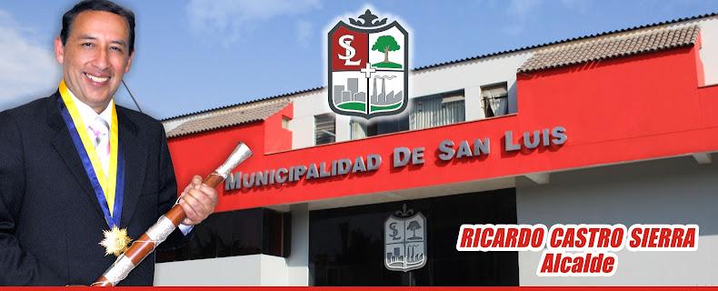 Alcalde San Luis