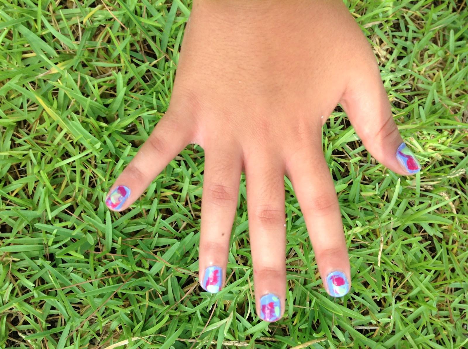 Dynamic Nails
