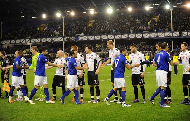 Prediksi Skor Everton VS Fulham