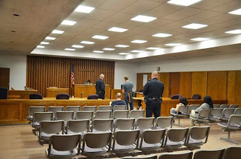 Christmas in Court...Judge Palermo Arraigns Defendants