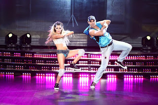 Micaela Breque y el Reggaetón en Bailando por un Sueño 2012