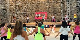 Zumba en Arenas de San Pedro