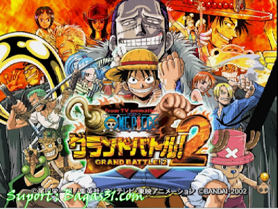 Game One Piece PS1 Full Emulator 2