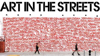 surfin estate blog surf culture surfboard skateboard art music trend fashion lifestyle art in the streets moca museum of contemporary art Los Angeles Banksy obey blu ed templeton vincent lemanceau arthur nelli
