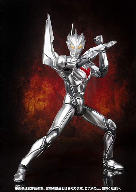 Bandai Ultra-Act Ultraman Noa Figure - Tamashii Web Exclusive