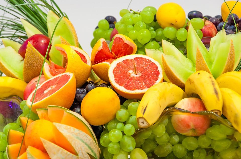 Osasuna nahi baduzu, fruta asko jan ezazu!