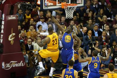 NBA Finals 2015: Warriors vs. Cavaliers Game 4 Live Stream
