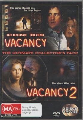 Vacancy Coleccion DVD R1 NTSC Latino