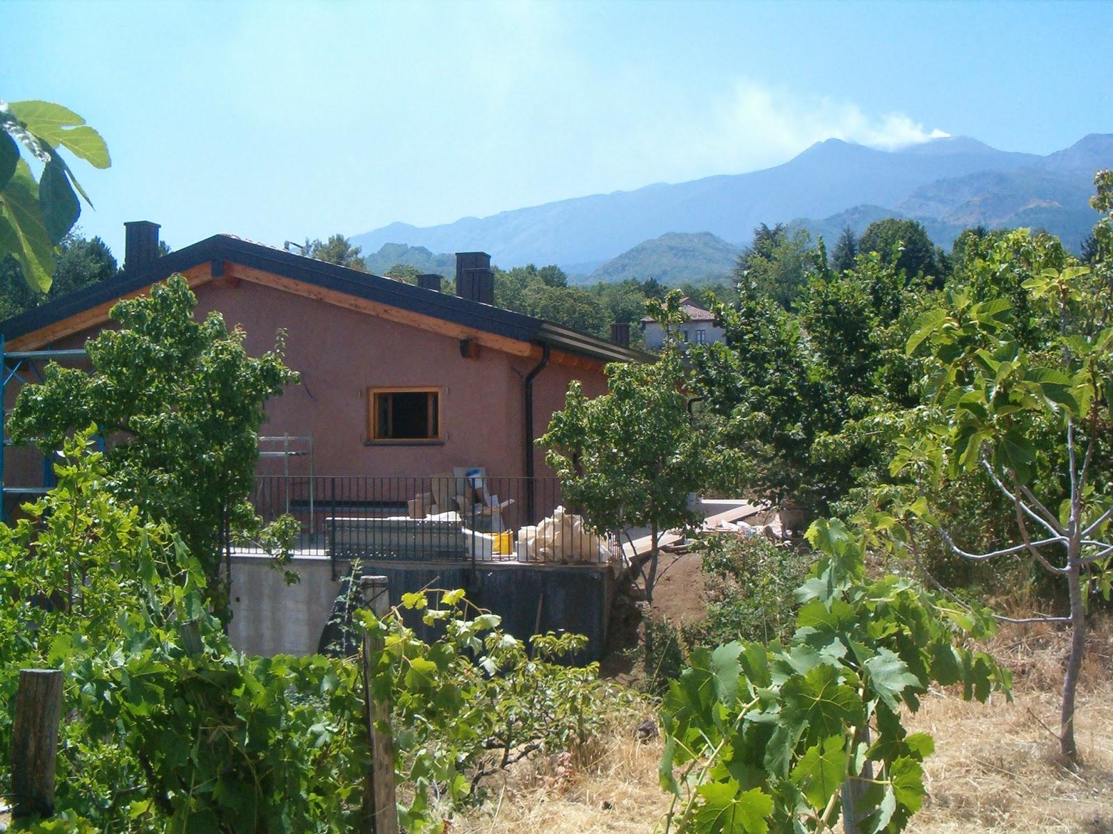 Permacultura sicilia mutuo aiuto maggio 2014 casa di - Casa di paglia ...