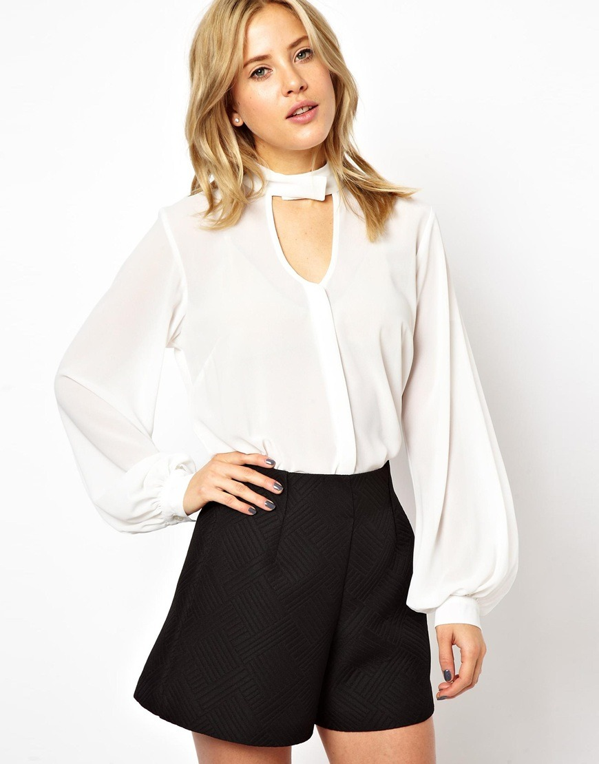 blusas-modernas-chifon-gasa-blusas-2014-