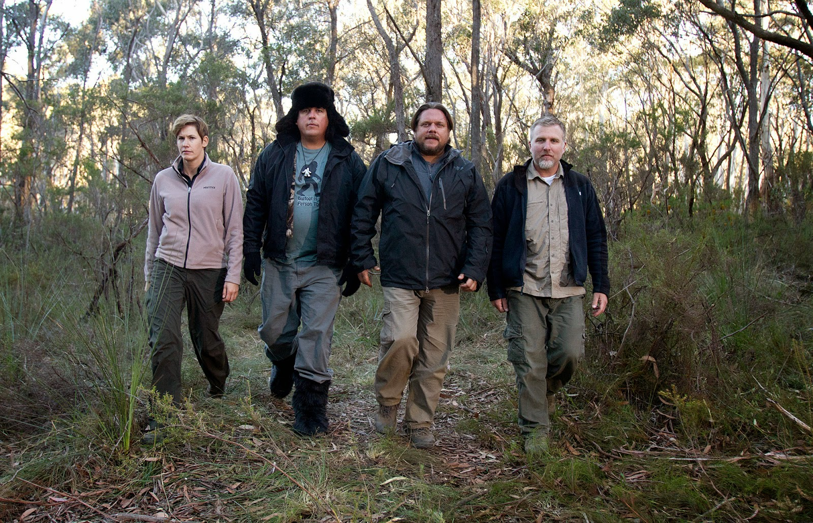 Finding Bigfoot Wallpaper Season of Finding Bigfoot