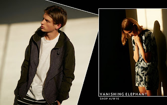 VANISHING ELEPHANT Autumn/Winter 2015